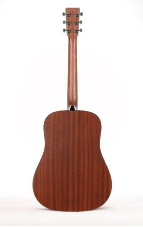 Martin DX1AE X Series Dreadnought Acoustic Electric Guitar, Martin, Haworth Music