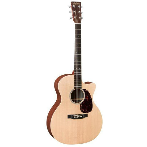 Martin GPCX1AE X Series Grand Performance Cutaway Acoustic Electric Guitar, Martin, Haworth Music