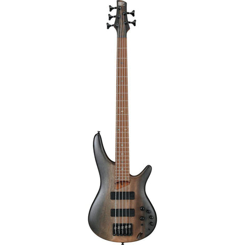 Ibanez SR505E SBD Electric 5 String Bass, Ibanez, Haworth Music
