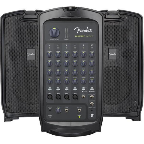 Fender Passport Event Portable PA System, Fender, Haworth Music