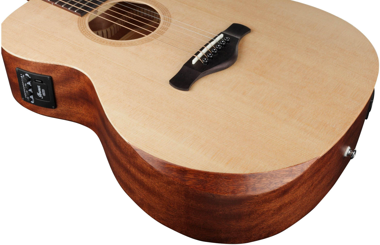Ibanez AC150CE OPN Acoustic Electric Guitar, Ibanez, Haworth Music