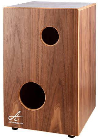 Ashton ACJ100 Cajon Black Walnut, Ashton, Haworth Music