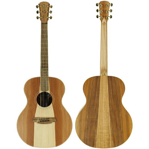 Cole Clark Angel 2E Redwood Blackwood, Cole Clark, Haworth Music