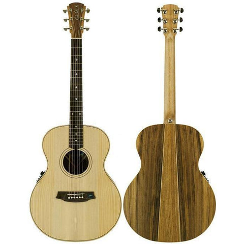 Cole Clark Angel 2E Bunya Blackwood Rosewood with Hard Case
