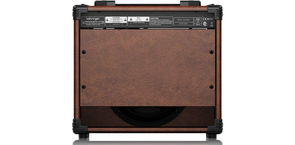 Behringer Ultracoustic AT108 Amplifier, Behringer, Haworth Music