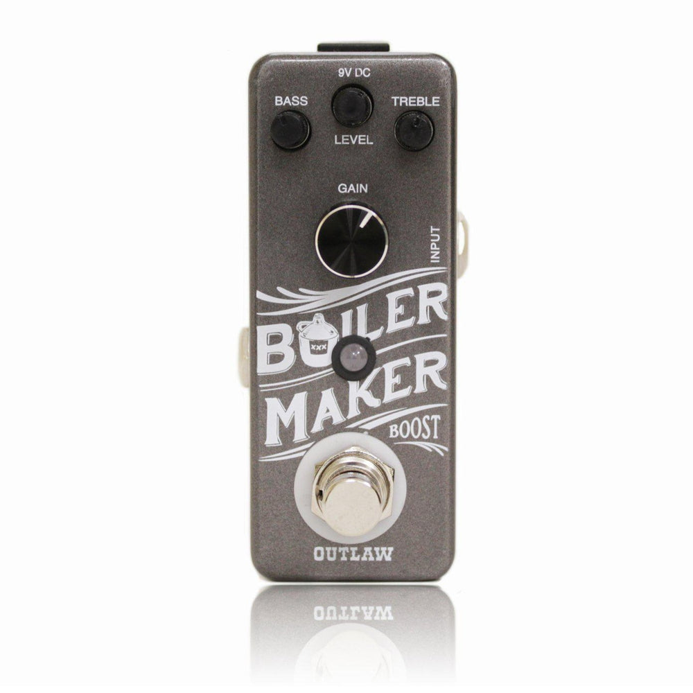 Outlaw Effects BOILERMAKER BOOST, Outlaw Effects, Haworth Music