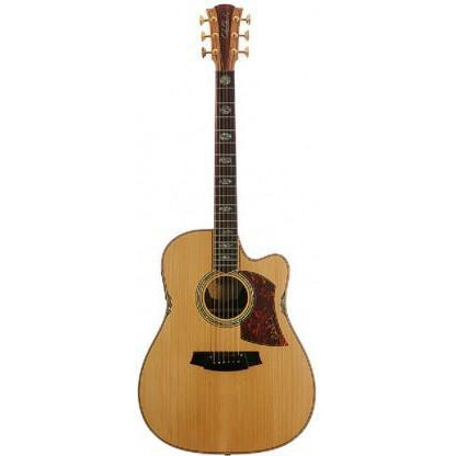 Cole Clark Fat Lady 3EC Bunya Rosewood with Hard Case