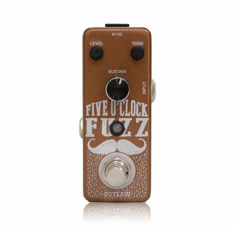 Outlaw Effects FIVE O'CLOCK FUZZ, Outlaw Effects, Haworth Music