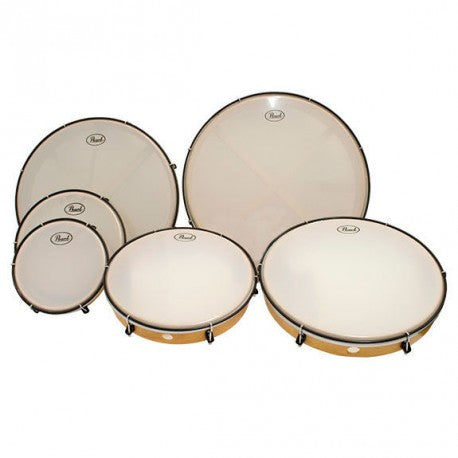 Pearl Frame Drum Set - Asiatic Hardwood