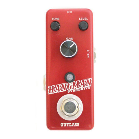 Outlaw HANGMAN OVERDRIVE, Outlaw Effects, Haworth Music