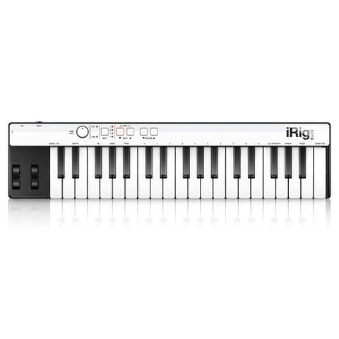 IK Multimedia iRig Keys 37 Key MIDI Keyboard, IK Multimedia, Haworth Music
