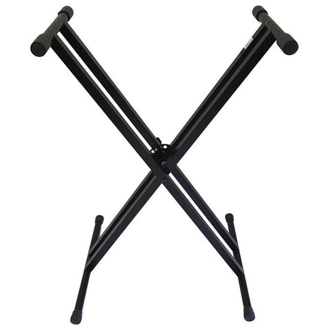 DCM KS3165K Keyboard Stand Double W LEVER, DCM, Haworth Music