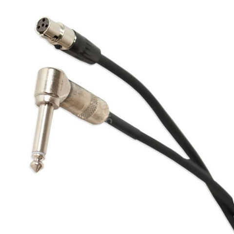 LINE 6 G50CBL-RT G50/55/90 GUITAR CABLE RIGHT ANGLE, Line 6, Haworth Music