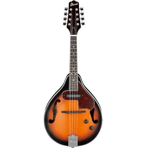 Ibanez M510E BS Mandolin without Case, IBANEZ, haworth-music