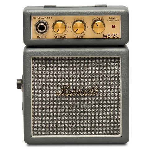 Marshall MS-2C Micro Stack (Classic), Marshall, Haworth Music