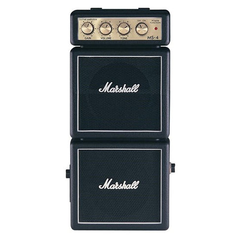 Marshall MS-4 Micro Stack (Double), Marshall, Haworth Music