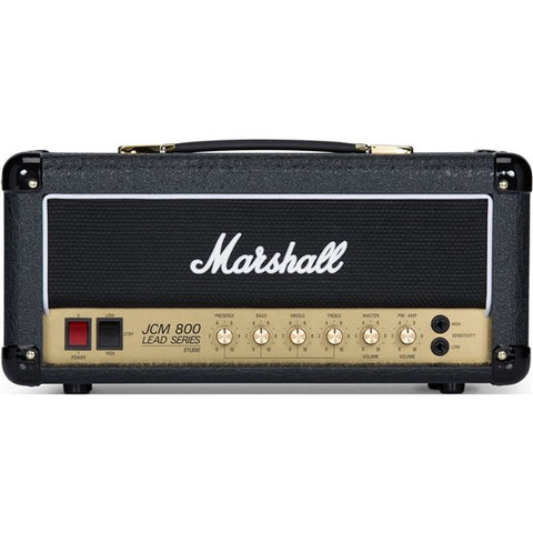 Marshall Studio Classic SC20H 20W Valve Guitar Amp Head, Marshall, Haworth Music