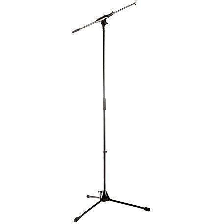 Armour MSB150B Black Microphone Stand, Armour, Haworth Music