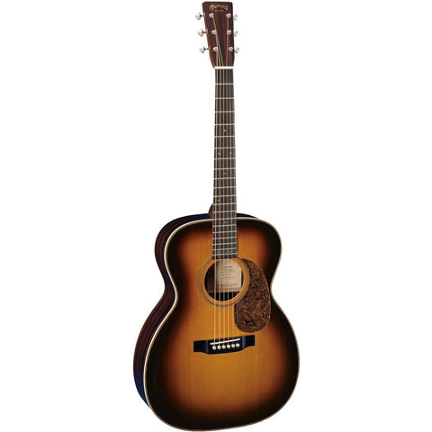 Martin Vintage Series Auditorium Series Vintage Sunburst (40/SS-00028VS), Martin, Haworth Music