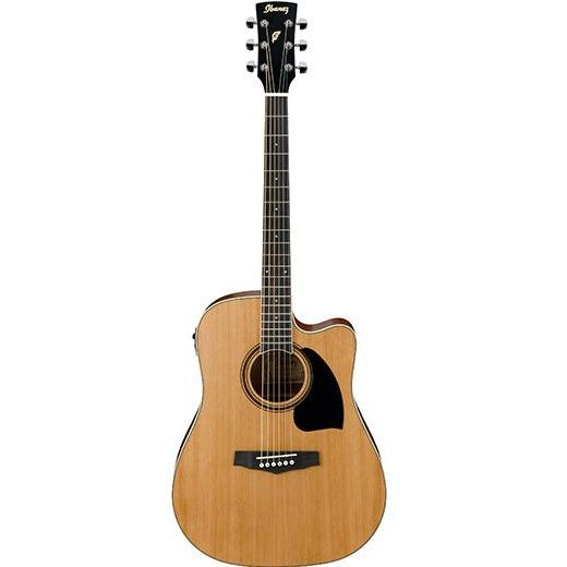 Ibanez PF17ECE LG Acoustic Guitar, Ibanez, Haworth Music