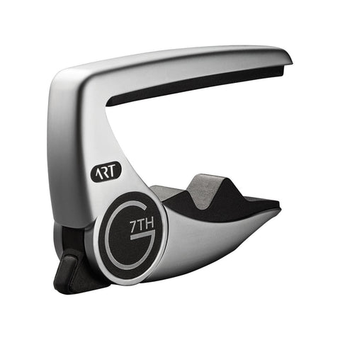 G7 Performance 3 Silver Guitar Capo, G7Th, Haworth Music