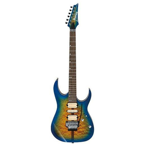 Ibanez RG6PFGMLTD GBB Premium Electric Guitar in Case, Ibanez, Haworth Music