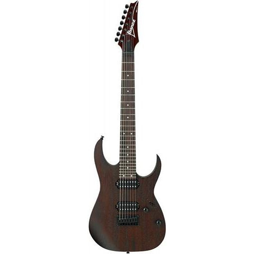 Ibanez RG7421 WNF 7 String Electric Guitar, IBANEZ, haworth-music