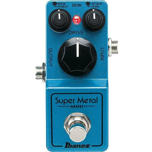 Ibanez SMMINI Super Metal Pedal, IBANEZ, haworth-music