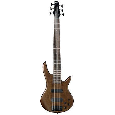 Ibanez SR206B WNF 6 String Bass, Ibanez, Haworth Music