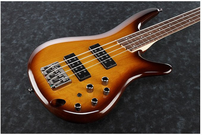 Ibanez SR370EF BBT Electric Bass, Ibanez, Haworth Music