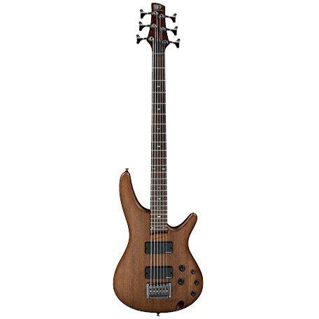Ibanez SRC6 WNF Electric 6 String Bass, Ibanez, Haworth Music