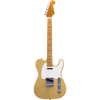 SX Vintage Series VET50 Tele Style Electric Guitar in Butterscotch Blonde