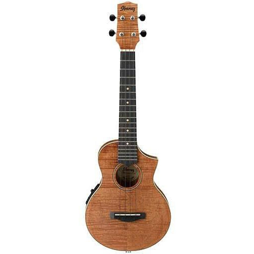 Ibanez UEW15E OPN Concert Ukelele with Pickup, Ibanez, Haworth Music