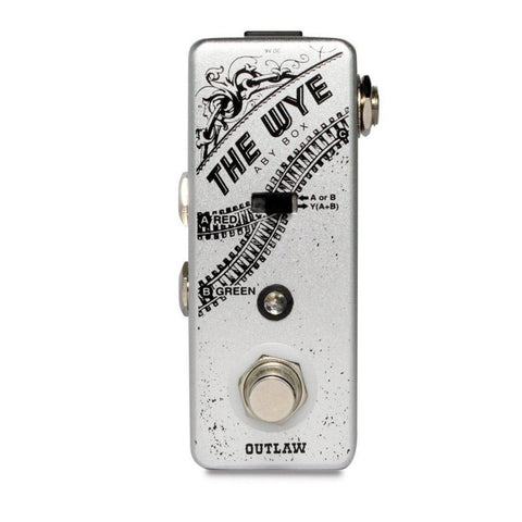 Outlaw Effects THE WYE ABY BOX, Outlaw Effects, Haworth Music