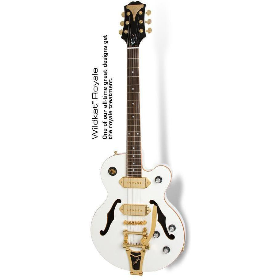 Epiphone Limited Edition Wildkat Electric Guitar, Epiphone, haworth-music