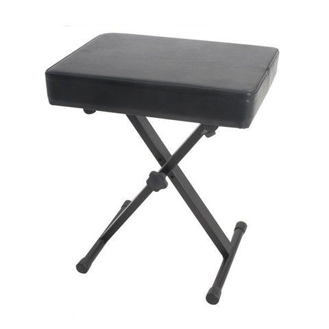 Xtreme KT146 Keyboard Stool Heavy Duty 3 Position Adjustment, Xtreme, Haworth Music