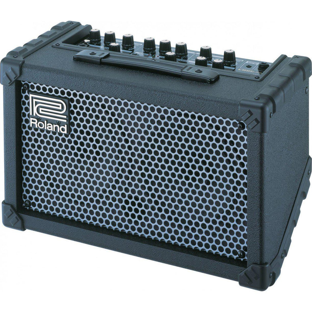 Roland CUBE Street Battery Powered Stereo Amplifier - Black, Roland, Haworth Music