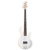 Sterling by Music Man Ray 4 4 String Bass Guitar in Vintage Cream
