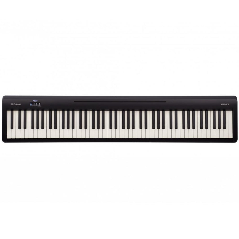 Roland FP-10 Portable Digital Piano - Black, Roland, Haworth Music