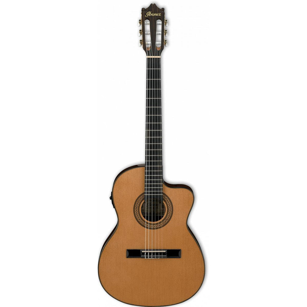 Ibanez GA5TCE NT Slim Classical Guitar, IBANEZ, haworth-music
