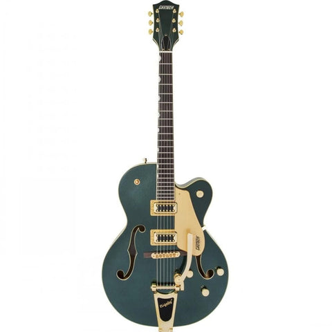 Gretsch G5420TG Limited Edition Electromatic Hollow Body Electric Guitar Single-Cut Cadillac Green w/ Bigsby & Gold Hardware
