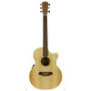Cole Clark AN Grand Auditorium, Bunya Face Australian Blackwood Back & Sides, Cutaway Acoustic/Electric Guitar