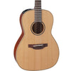 Takamine Custom Pro Series 3 New Yorker AC/EL Guitar in Natural Satin Finish