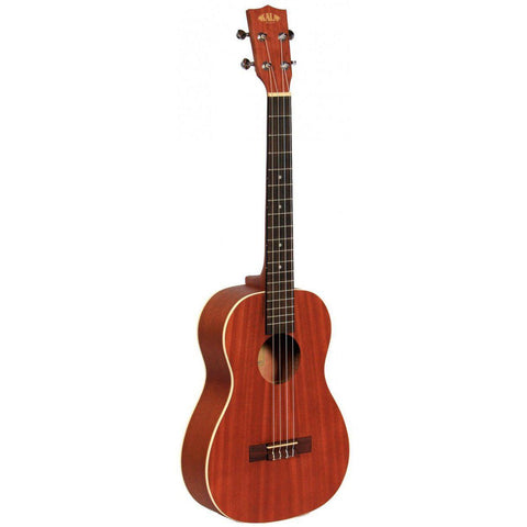 Kala KA-B Satin Baritone Ukulele - Natural Satin, Kala, Haworth Music