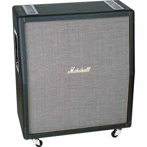 "Marshall 1960TV Tall Vintage Extension Cabinet Angled 4x12"" Greenback Speakers (100W)"