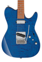 Ibanez AZS2200Q RBS Prestige Electric Guitar W/Case In Royal Blue Sapphire