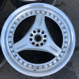 "Volk C-Ultra 18"" 5x100 Wheels"