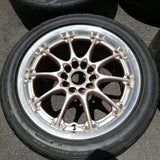 "Volk GT-N 17"" 5x114.3 Wheels"