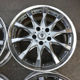 "Work Schwert SC2 18"" 5x114.3 Wheels"