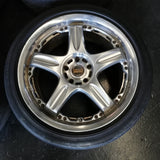 "Volk GT-C 17"" 5x100 Wheels"